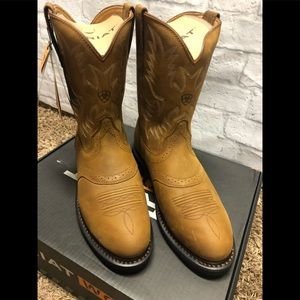 ARIAT Steel toe Work Boots
